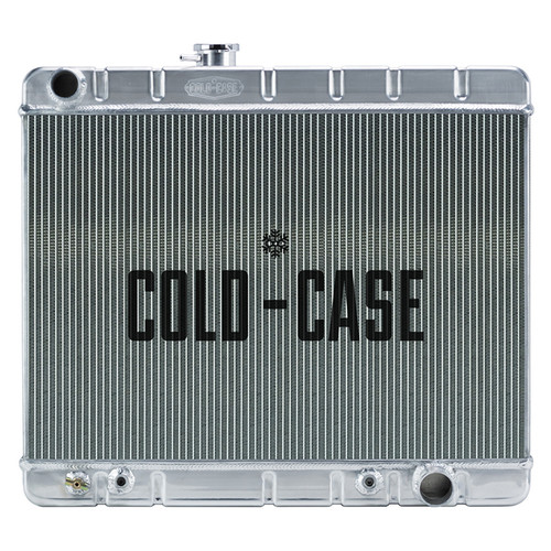 Cold Case Radiators GPG34A 66-67 GTO Radiator w/o AC AT