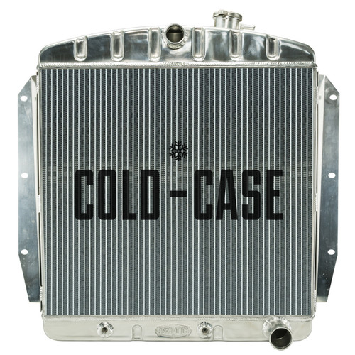 Cold Case Radiators GMT567A 55-59 Chevy Truck Radiat or