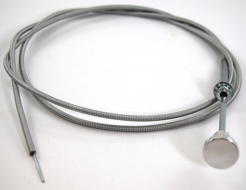 Racing Power Co-Packaged R2331 6' Choke Cable Assembly W/Billet Aluminum Handle