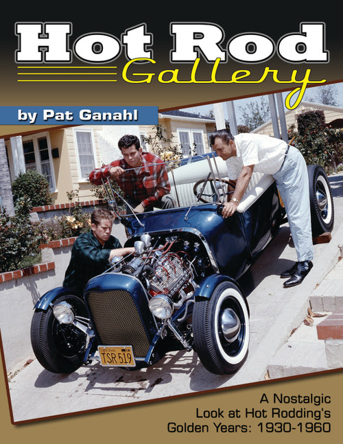 S-A Books CT567 Hot Rod Gallery
