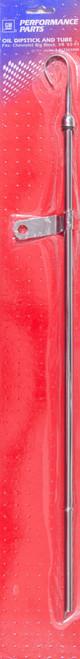 Proform 141-553 65-91 BBC Chrome Bowtie Oil Dipstick