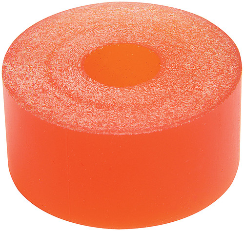 Allstar Performance 64375 Bump Stop Puck 55dr Orange 1in Tall 14mm