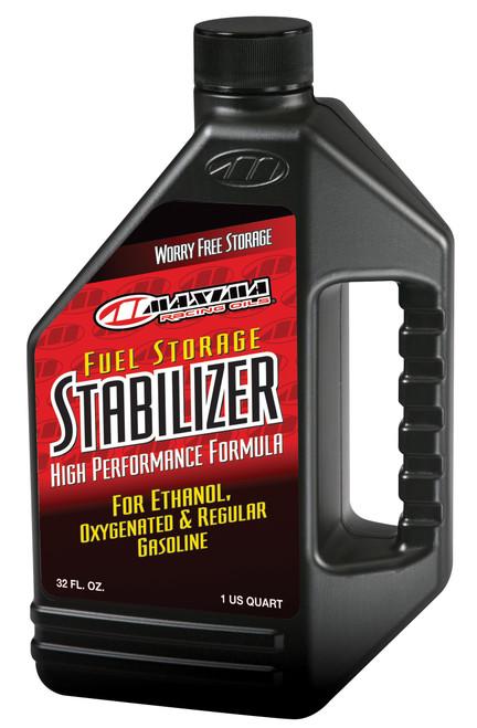 Maxima Racing Oils 89901 Fuel Storage Stabilizer Additive Case 12x1 Quart