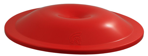 Dirt Defender Racing Products 5011 Air Cleaner Top 14in Red