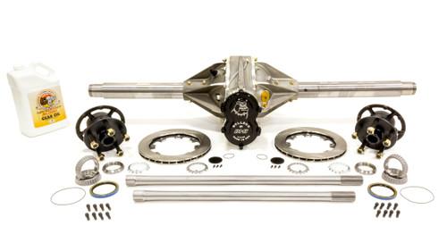Diversified Machine IMCA4.86SAT-HA-KIT-2 Q/C Rearend Sat 4.86 w/ Tubes Hubs Rotors Hollow
