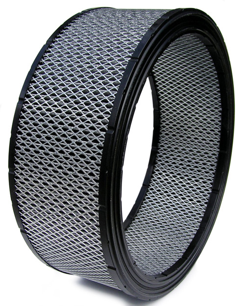 Spyder Filters SF3450 Air Filter 14in x 5in High Performance Street