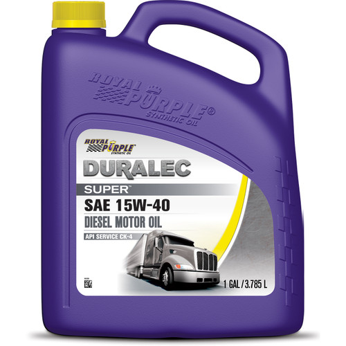 Royal Purple 04154 Duralec Super 15w40 Oil 1 Gallon