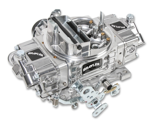 Quick Fuel Technology BR-67255 650CFM Carburetor - Brawler HR-Series