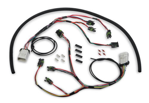 Holley 558-312 HP EFI Sub-Harnesses - Smart Coil