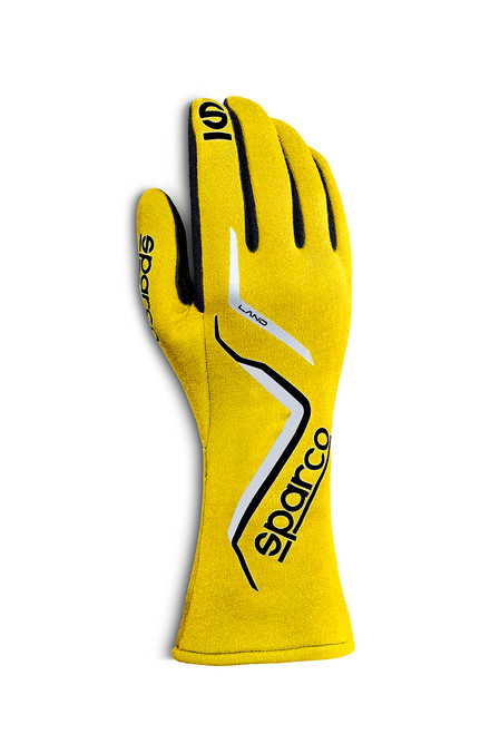 Sparco 00135712GF Glove Land X-Large Yellow