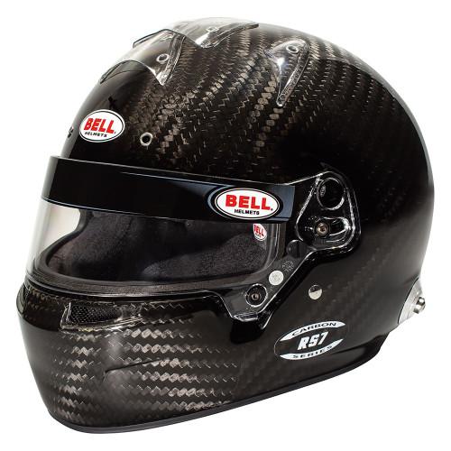 Bell Helmets 1204024 Helemt RS7 Carbon 57cm- 7-1/8- SA2015 / FIA8859