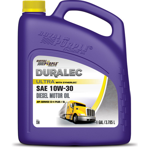 Royal Purple 83456 Duralec Ultra 10w30 Oil 1 Gallon