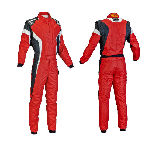 Omp Racing, Inc. IA0185006358 TECNICA-S Suit Red White Size 58