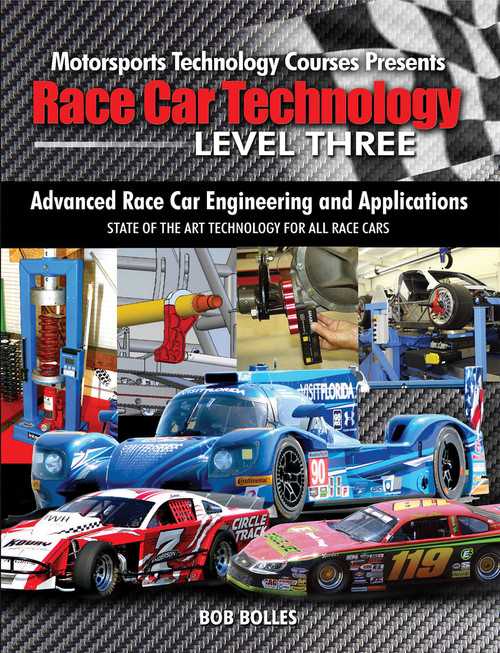 Chassis R And D -2030 Race Car Technology Level Three