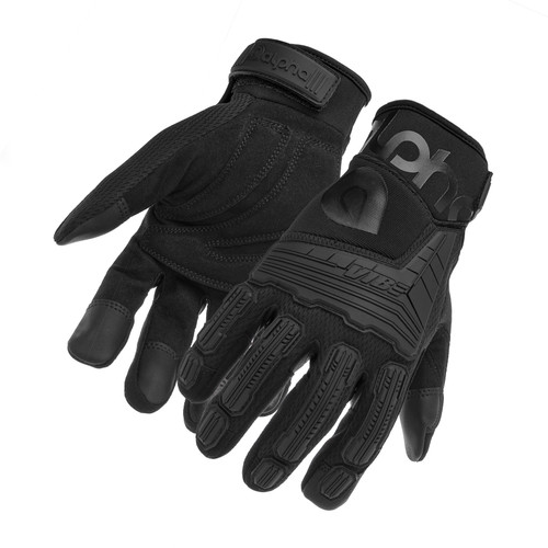 Alpha Gloves AG03-07-S VIBE Impact Stealth Small