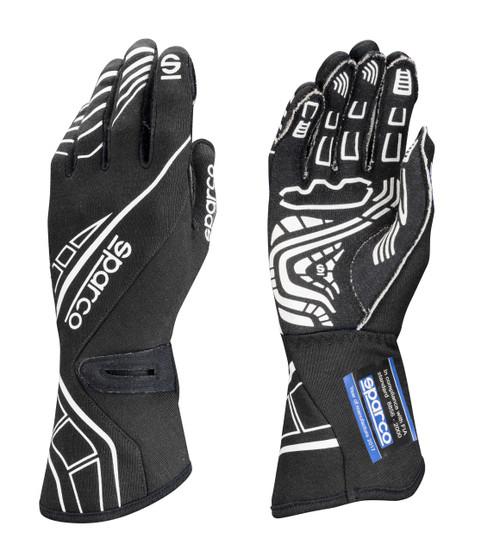 Sparco 00131110NR Glove Lap RG-5 Medium Black