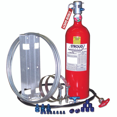 Stroud Safety 9352 10# FE-36 Fire Suppressn System