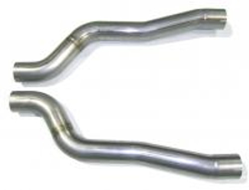 Bassani Xhaust 3068722 Chevy Chevrolet GMC GM Chevelle GM A-body 68-72 572 Crate Mid-Pipe Exhaust Kits