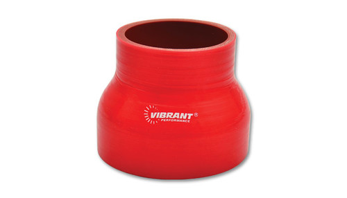 Vibrant Performance 2838R 4 Ply Reducer Coupling 1 .75in x 2.5in x 3in long
