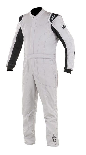 Alpinestars Usa 3355617-191-56 Delta Suit Silver Large