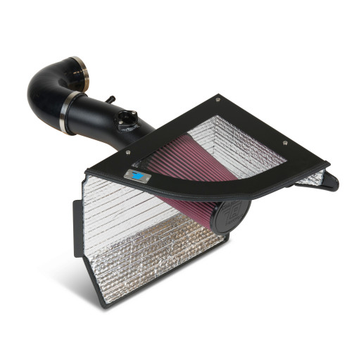 Cold Air Inductions 501-1036-10-B Cold Air Intake 10-11 Camaro 3.6L Black
