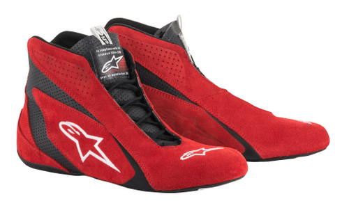 Alpinestars Usa 2710618-31-7.5 SP Shoe Red Size 7.5