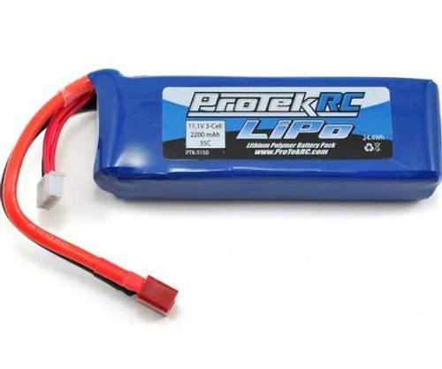 Protek R/C 5150 3S Supreme Power Li-Poly 35C Battery Pack