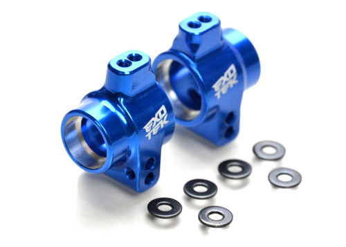 Exotek Racing 1956 22 HD Servo Horn F/25, 7075 for 22 Series with 3mm Ball
