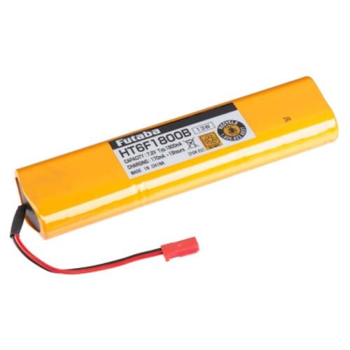 Futaba UBA0141 1800mAh NiMh Transmitter Battery (6-Cell)