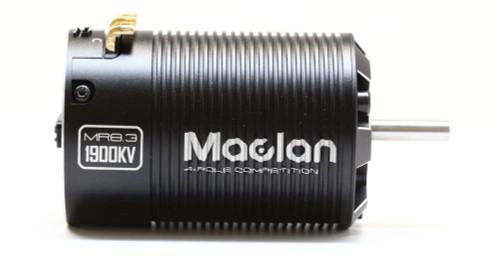 Maclan Racing MCL1048 MR8.3 1900KV 1/8 Buggy Comp Sensored Brushless Motor