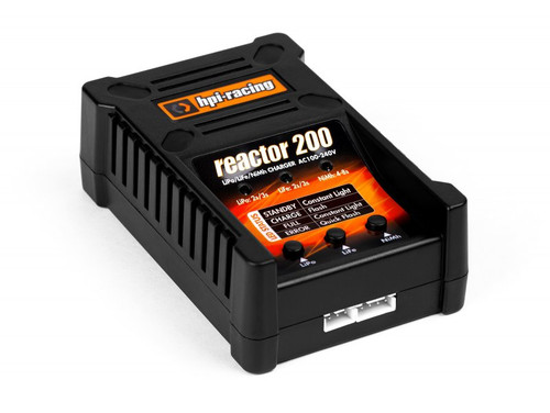 HPI Racing 118049 Reactor 200 Charger