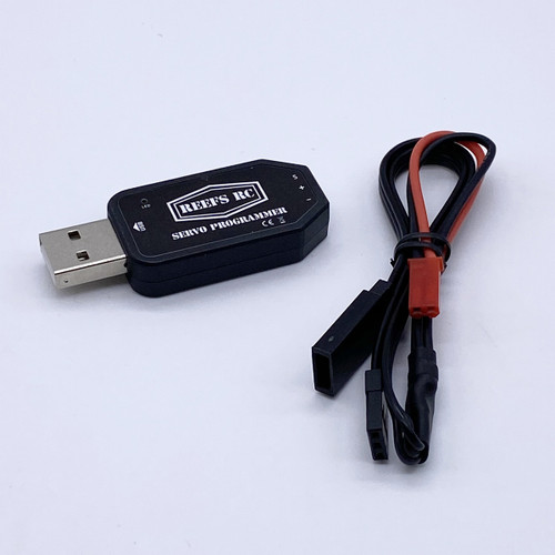 Reef's RC REEFS64 USB Link - Servo Programmer
