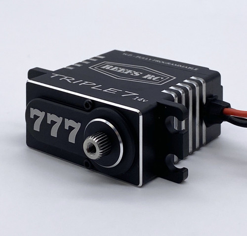 Reef's RC REEFS777 Triple7 14V Servo Programmable