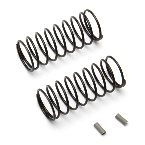Team Associated 91329 12mm Front Spring , Gray, 3.45 lb