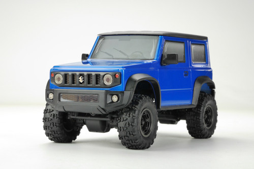 Carisma 80668 MSA-1E Suzuki Jimny JB74 Blue