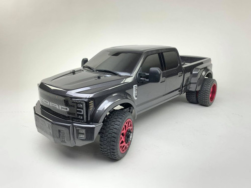 CEN Racing 8981 Ford F450 1/10 4WD Solid Axle RTR Truck - Grey