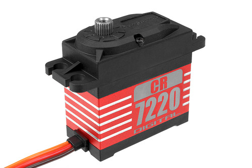 Corally 52021-1 CR-7220-MG Digital Metal Gear Servo 20Kg Torque: Dementor