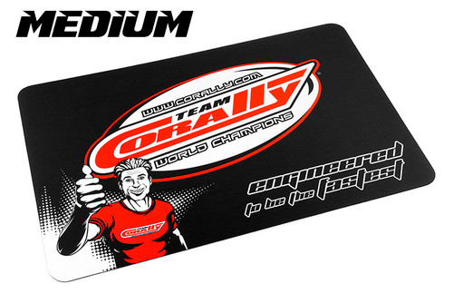 Corally 90271 Pit Mat- Medium 900x600mm 3mm Thick