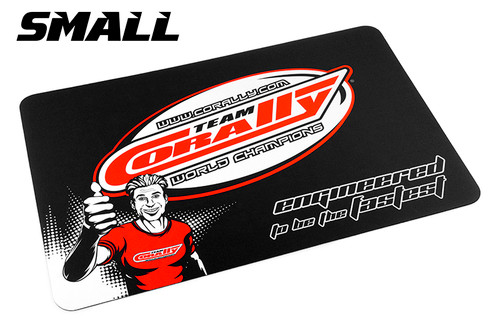 Corally 90272 Pit Mat - Small - 600x400mm 2mm Thick
