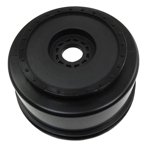 DE Racing SCB17B Borrego SC Wheels SC8 / 17mm Hex, Black