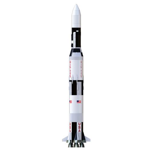 Estes Rockets 1973 Saturn V Skylab Kit, Skill Level Master