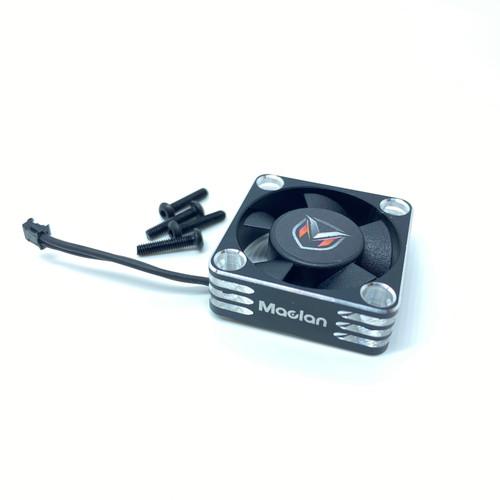 Maclan Racing MCL4212 Hurricane Series 30mm HV MMaxx Alum ESC Fan