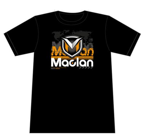 Maclan Racing MCL5044 2020 Team Maclan Racing T-Shirt, X-Large