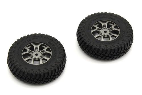 Kyosho MXTH002 Premounted Tire / Wheel 2pcs Suzuki Jimny for Mini-Z 4x4