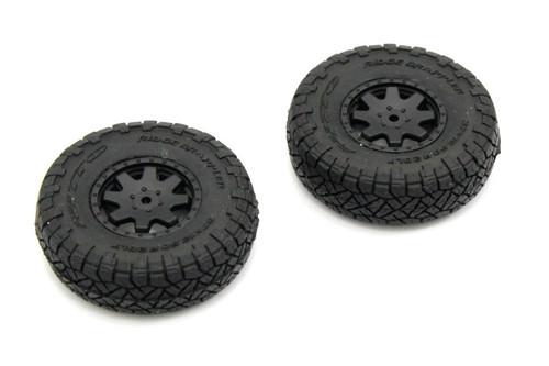 Kyosho MXTH001 Premounted Tire / Wheel 2pcs Toyota 4Runner