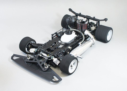 Mugen Seiki H2008 MRX6X 1/8 ON-ROAD NITRO KIT
