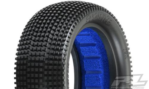 "Proline Racing 829603 Fugitive 2.2"" 4WD M4 (Super So Off Road Buggy Front Tires"