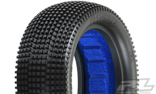 "Proline Racing 8296203 Fugitive 2.2"" 4WD S3 (Soft) Off Road Buggy Front Tires"