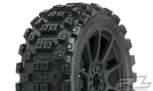 Proline Racing 906721 Badlands MX M2 (Medium) All Terrain 1/8 Buggy Tires