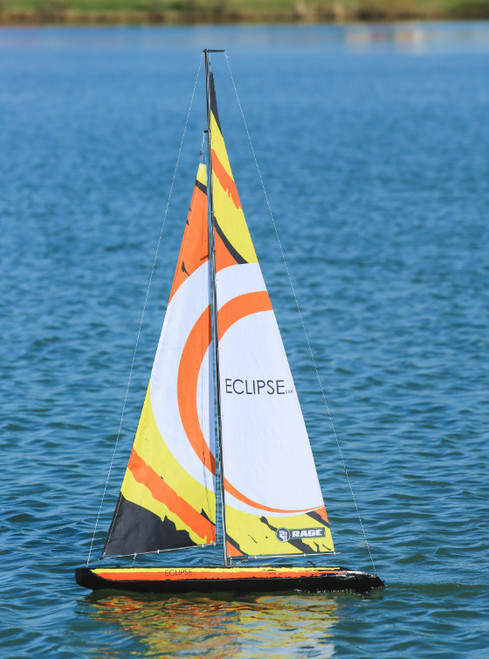 Rage R/C B1301 Eclipse 1M RTR Sailboat